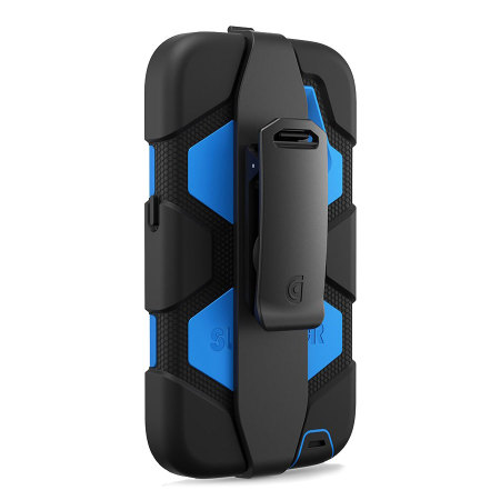 Griffin Survivor Samsung Galaxy S6 All-Terrain Case - Blue / Black