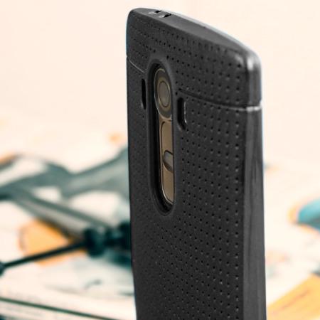 FlexiShield Dot LG G4 Case - Black