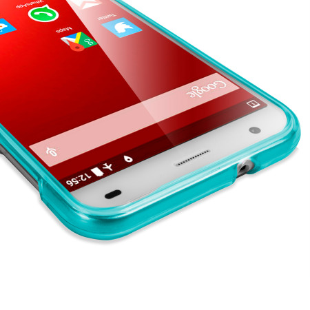FlexiShield ZTE Blade S6 Case - Light Blue