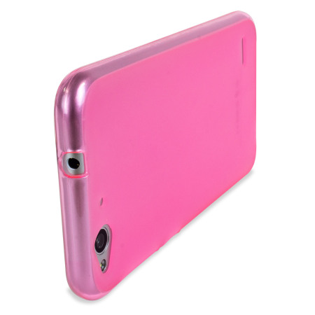 Olixar FlexiShield ZTE Blade S6 Case - Light Pink