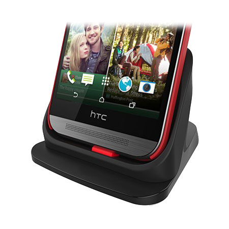 Cover-Mate HTC One M9 Charge & Sync Case Compatible Dock