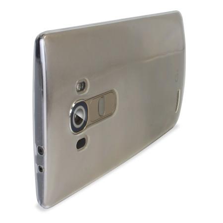 timeless design 4850f 0d8a0 FlexiShield Ultra-Thin LG G4 Gel Case - 100% Clear