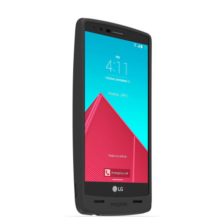Mophie Juice Pack LG G4 Battery Case - Black