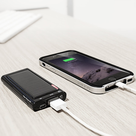 Energenie Solargenie Mini Charger Solar Power Bank