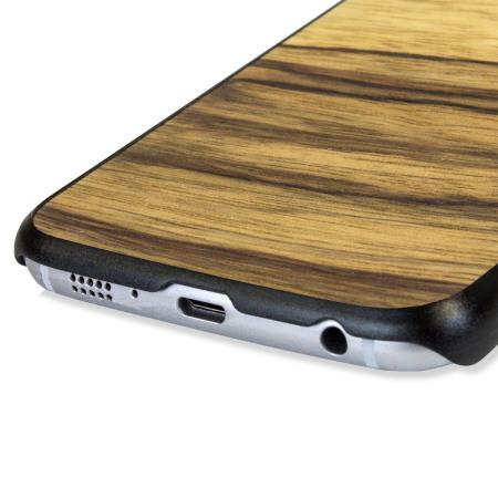man&wood samsung galaxy s6 wooden case terra