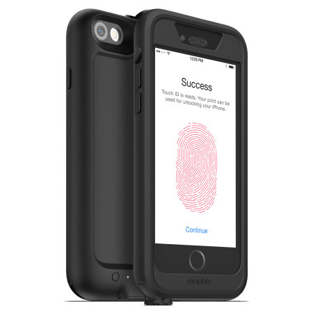 Mophie iPhone 6S / 6 Juice Pack H2PRO Waterproof Battery Case - Blac