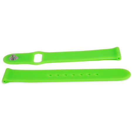Olixar Silicone Rubber Apple Watch Sport Strap - 42mm - Green