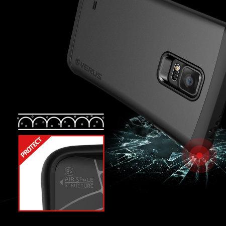 Verus Thor Samsung Galaxy Note Edge Case - Charcoal Black