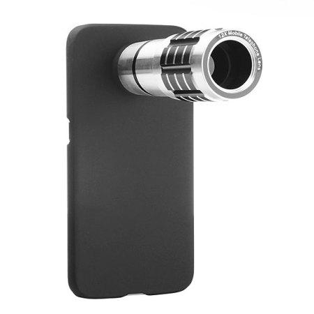 Samsung Galaxy S6 12x Zoom Telescope Case and Tripod