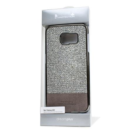 Samsung Galaxy S6 Persian Neo Bling Case - Silver