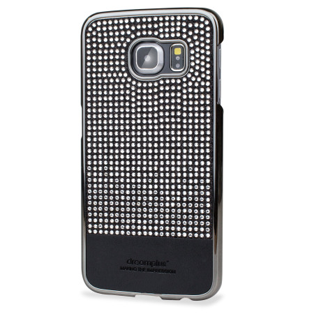Samsung Galaxy S6 Persian Neo Bling Case - Black