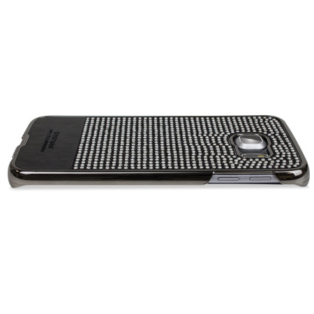 Samsung Galaxy S6 Edge Persian Neo Bling Case - Black