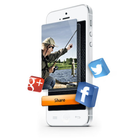 Deeper Fishfinder Bluetooth Fish Locator for Smartphones & Tablets