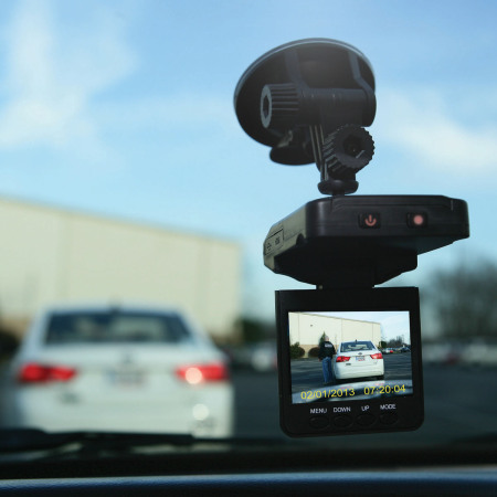 Caméra pour Voiture HD 720p Pack Ge-Force