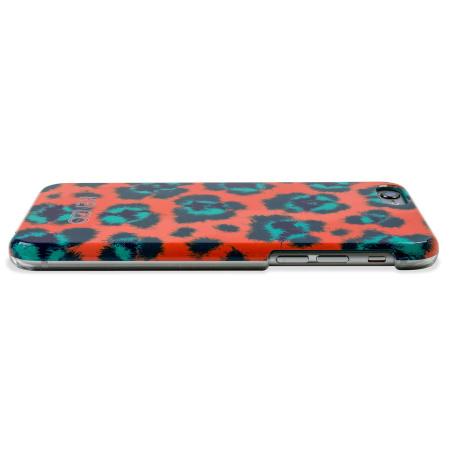 coque iphone 7 leopard