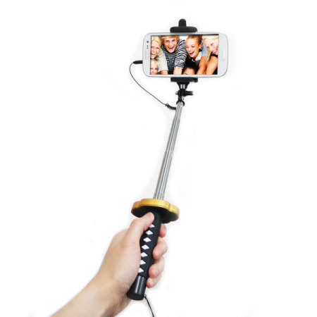 Olixar Ninja Katana Selfie Stick for Android and Apple Devices