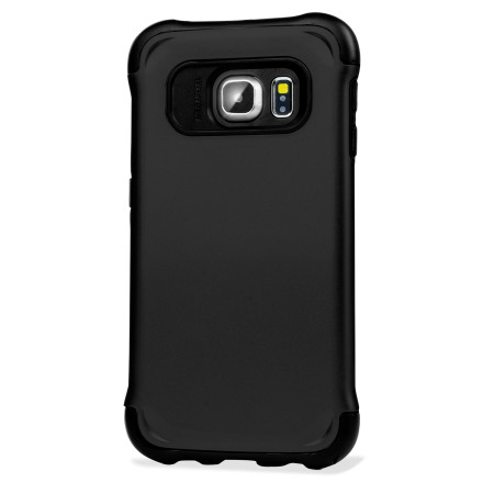 olixar armourlite samsung galaxy s6 edge case black