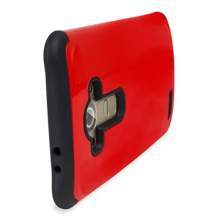 Olixar ArmourLite LG G4 Case - Red