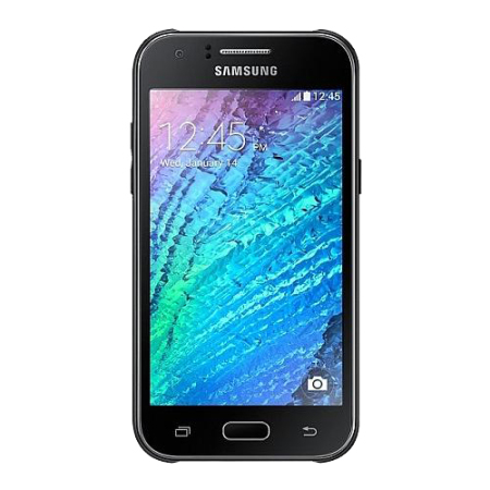 SIM Free Samsung Galaxy J1 Unlocked - Black