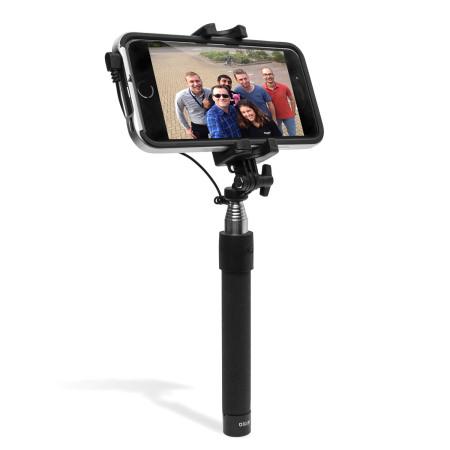 suggest olixar pocketsize selfie stick with mirror black morehow
