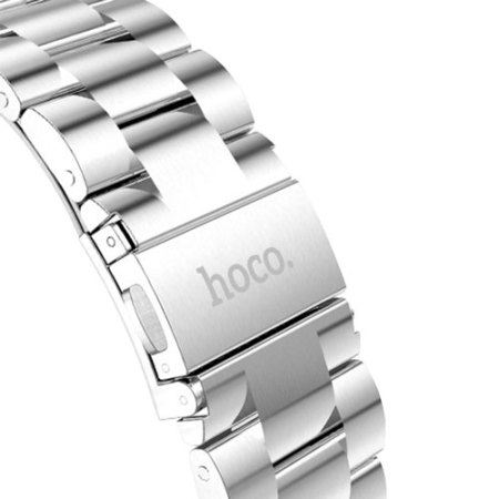 Hoco Apple Watch 2 / 1 Stainless Steel Strap - 42mm - Silver
