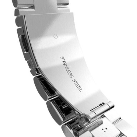hoco apple watch 2 1 stainless steel strap 42mm silver