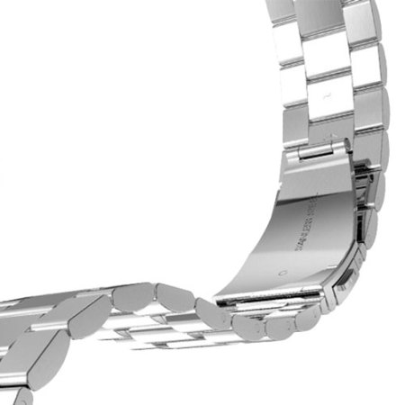 you hoco apple watch 2 1 stainless steel strap 42mm silver premium