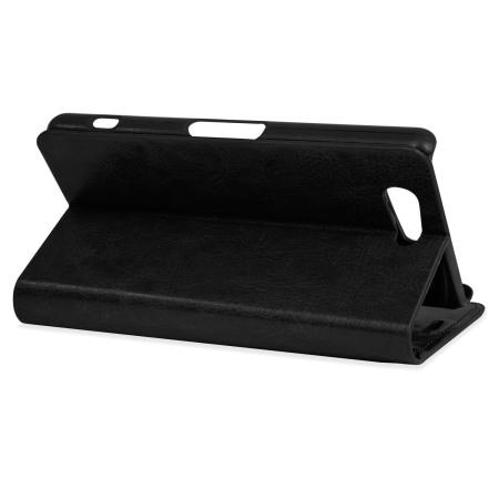 Housse Portefeuille Sony Xperia Z4 Compact Olixar – Noire
