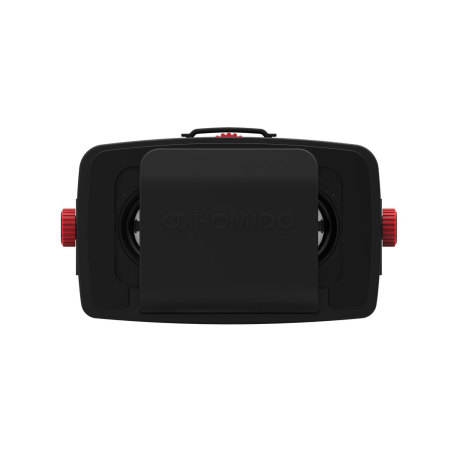 Homido Virtual Reality Headset for iOS & Android Smartphones