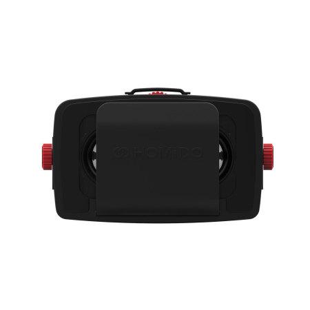 fingerprint homido virtual reality headset for ios android smartphones 11