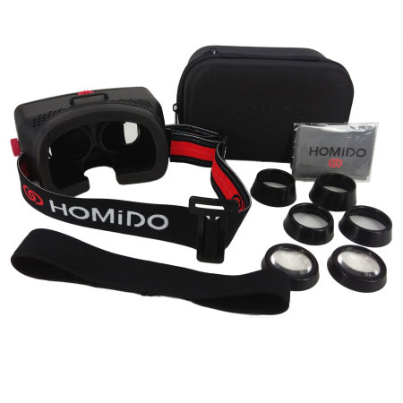 tag the homido virtual reality headset for ios android smartphones 5 also have