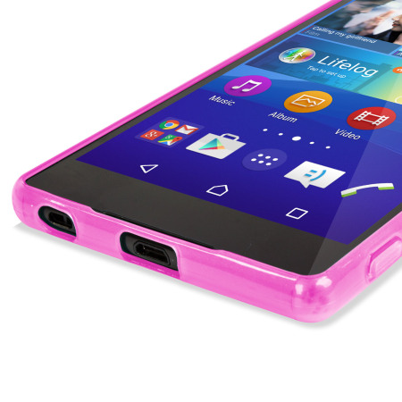 4 Pack FlexiShield Sony Xperia Z3+ Gel Cases
