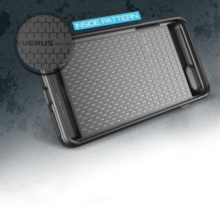 Verus Damda Slide iPhone 6S Plus / 6 Plus Case - Satin Silver
