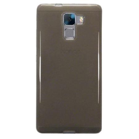 FlexiShield Huawei Honor 7 Case - Smoke Black