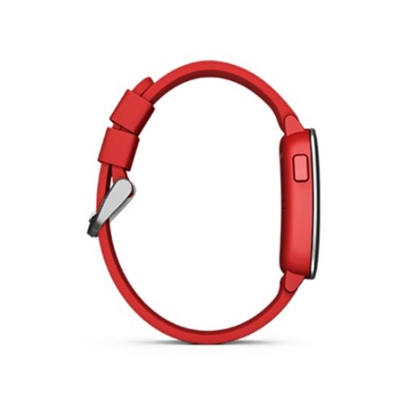 Pebble Time Smartwatch for iOS and Android Devices - Red