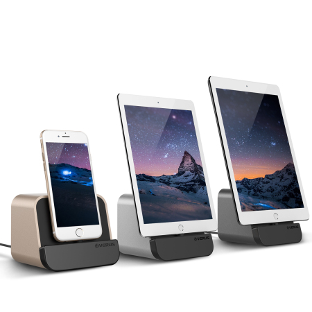 verus i depot universal smartphone tablet charging stand silver Music Download utilizes