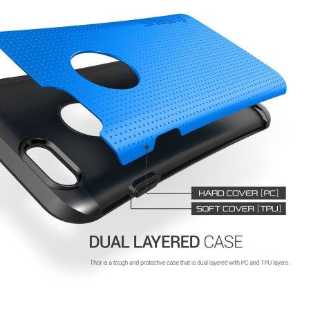 Verus Hard Drop iPhone 6S / iPhone 6 Tough Case - Electric Blue