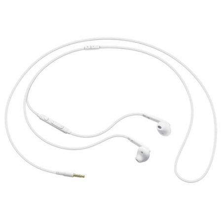 Auriculares oficiales de Samsung Galaxy S6 - Blanco