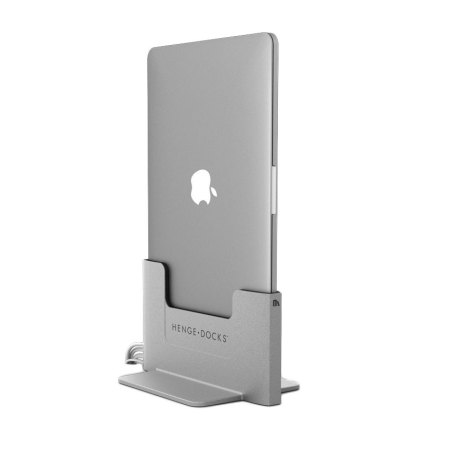 Henge Docks 13 inch MacBook Pro Retina Vertical Metal Docking Station