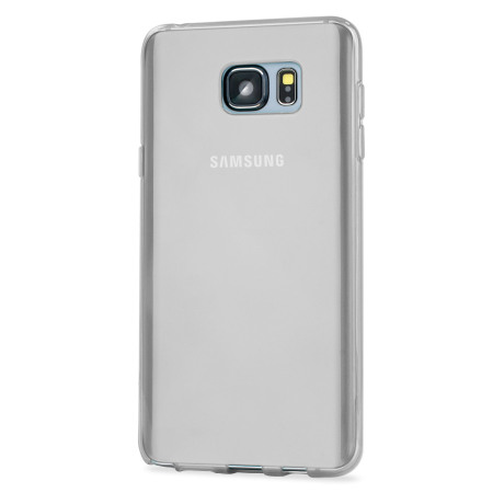 flexishield samsung galaxy note 5 gel case frost white shows up, the