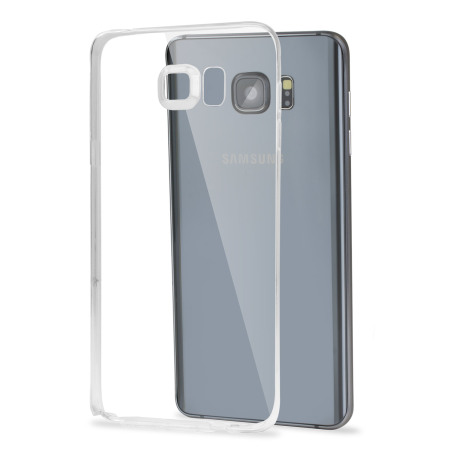 FlexiShield Ultra-Thin Samsung Galaxy Note 5 Case - 100% Clear