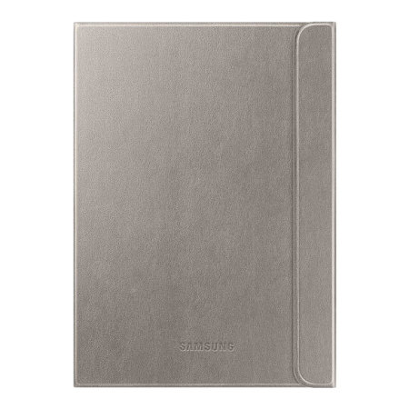 Official Samsung Galaxy Tab S2 9.7 Book Cover Case - Gold