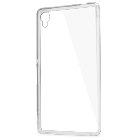 FlexiShield Sony Xperia M4 Aqua Gel Case - 100% Clear