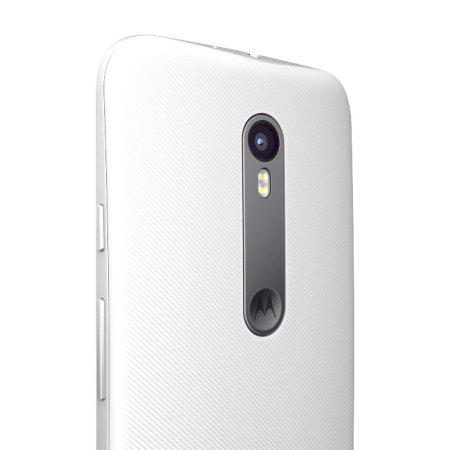 SIM Free Motorola Moto G 3rd Gen Unlocked - 8GB - White
