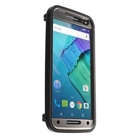 OtterBox Defender Series Motorola Moto X Style Case - Black