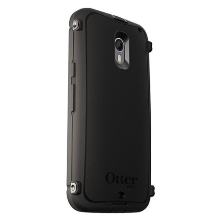 sports shoes 47ca2 c7512 OtterBox Defender Series Motorola Moto X Style Case - Black