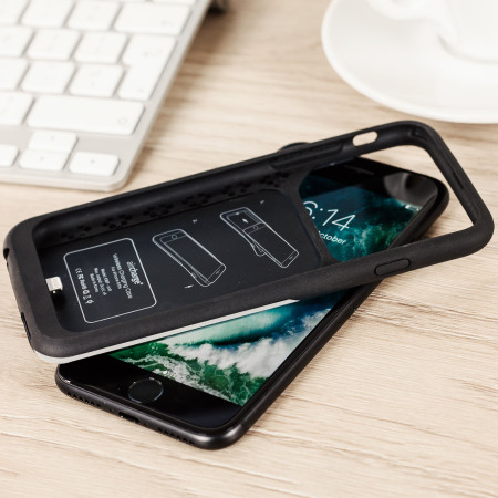 addition, aircharge mfi qi iphone 6s 6 wireless charging case volume