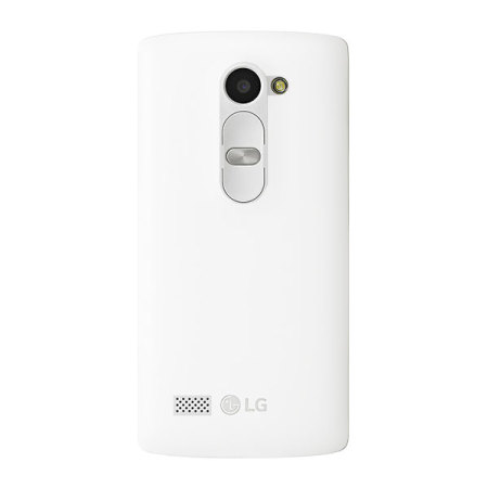 FlexiShield LG Leon Case - Frost White