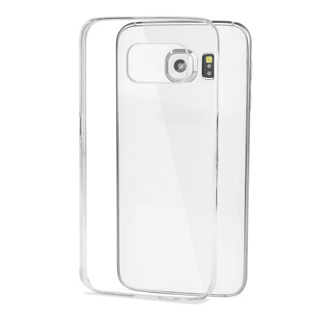 Olixar Total Protection Samsung Galaxy S6 Hülle mit Displayschutz