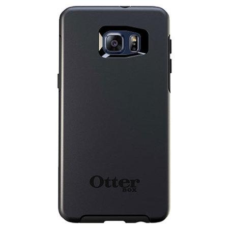 OtterBox Symmetry Samsung Galaxy S6 Edge Plus Case - Black